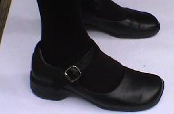 School Shoes with Buckle
